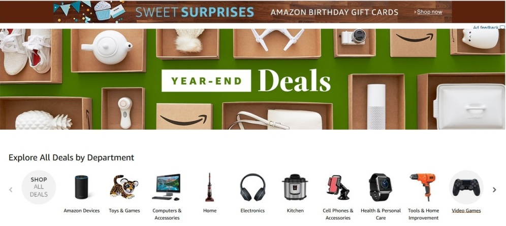 amazon after christmas sale - Amazon After Christmas Sale