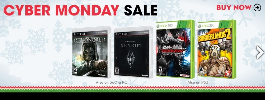Gamestop Cyber Monday 2018 Ads Deals And Sales